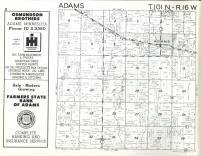 Adams T101N-R16W, Mower County 1962